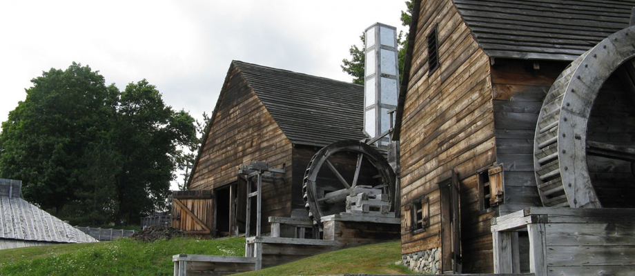 Iron Works Forge & Mill